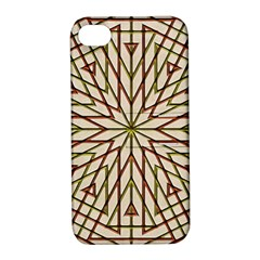 Kaleidoscope Online Triangle Apple Iphone 4/4s Hardshell Case With Stand by Nexatart