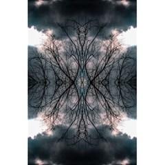 Storm Nature Clouds Landscape Tree 5 5  X 8 5  Notebooks by Nexatart