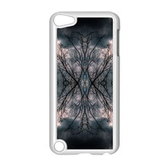 Storm Nature Clouds Landscape Tree Apple Ipod Touch 5 Case (white) by Nexatart