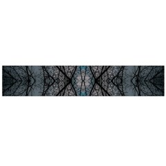 Storm Nature Clouds Landscape Tree Flano Scarf (large) by Nexatart