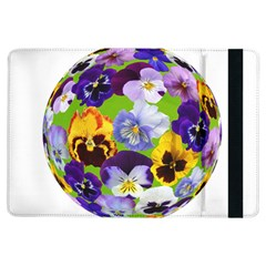 Spring Pansy Blossom Bloom Plant Ipad Air Flip by Nexatart
