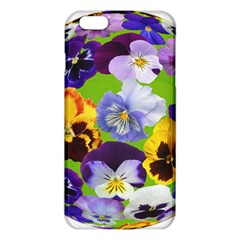 Spring Pansy Blossom Bloom Plant Iphone 6 Plus/6s Plus Tpu Case by Nexatart
