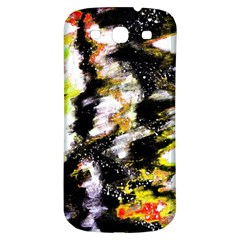 Canvas Acrylic Digital Design Samsung Galaxy S3 S Iii Classic Hardshell Back Case by Nexatart