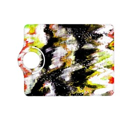 Canvas Acrylic Digital Design Kindle Fire Hd (2013) Flip 360 Case by Nexatart