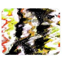 Canvas Acrylic Digital Design Double Sided Flano Blanket (medium)  by Nexatart