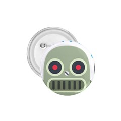 Robot 1 75  Buttons by BestEmojis