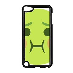 Barf Apple Ipod Touch 5 Case (black) by BestEmojis