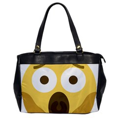 Scream Emoji Office Handbags by BestEmojis