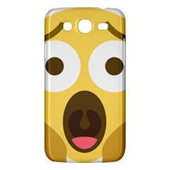 Scream Emoji Samsung Galaxy Mega 5 8 I9152 Hardshell Case  by BestEmojis