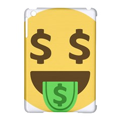 Money Face Emoji Apple Ipad Mini Hardshell Case (compatible With Smart Cover) by BestEmojis