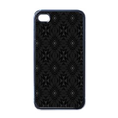 Star Black Apple Iphone 4 Case (black) by Mariart