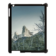 Fitz Roy Mountain, El Chalten Patagonia   Argentina Apple Ipad 3/4 Case (black) by dflcprints