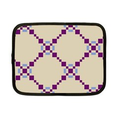 Pattern Background Vector Seamless Netbook Case (small)  by Nexatart