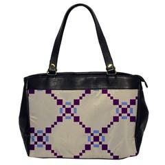 Pattern Background Vector Seamless Office Handbags by Nexatart