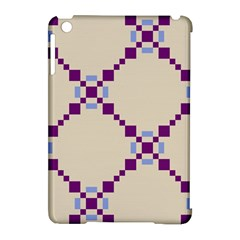 Pattern Background Vector Seamless Apple Ipad Mini Hardshell Case (compatible With Smart Cover) by Nexatart