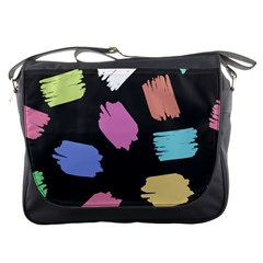 Many Colors Pattern Seamless Messenger Bags