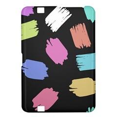 Many Colors Pattern Seamless Kindle Fire Hd 8 9  by Nexatart