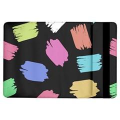 Many Colors Pattern Seamless Ipad Air Flip by Nexatart