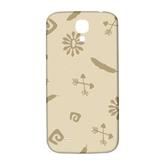 Pattern Culture Seamless American Samsung Galaxy S4 I9500/i9505  Hardshell Back Case