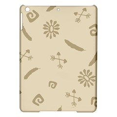 Pattern Culture Seamless American Ipad Air Hardshell Cases by Nexatart