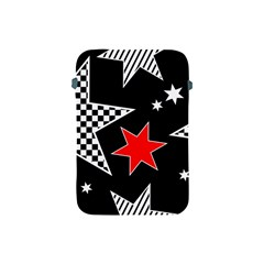 Stars Seamless Pattern Background Apple Ipad Mini Protective Soft Cases by Nexatart
