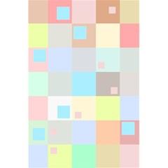 Pastel Diamonds Background 5 5  X 8 5  Notebooks by Nexatart