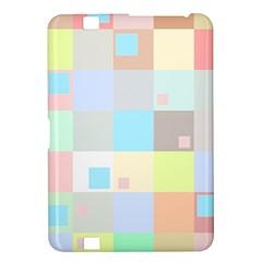 Pastel Diamonds Background Kindle Fire Hd 8 9  by Nexatart