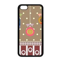 Art Background Background Vector Apple Iphone 5c Seamless Case (black) by Nexatart