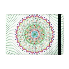 Flower Abstract Floral Ipad Mini 2 Flip Cases by Nexatart