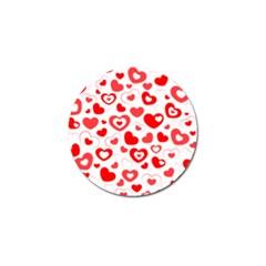 Cards Ornament Design Element Gala Golf Ball Marker by Nexatart