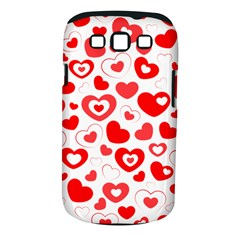 Cards Ornament Design Element Gala Samsung Galaxy S Iii Classic Hardshell Case (pc+silicone) by Nexatart