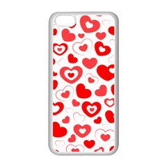 Cards Ornament Design Element Gala Apple Iphone 5c Seamless Case (white) by Nexatart