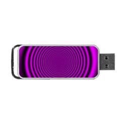 Background Coloring Circle Colors Portable Usb Flash (two Sides) by Nexatart