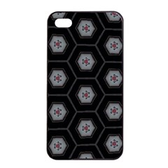 Mandala Calming Coloring Page Apple Iphone 4/4s Seamless Case (black) by Nexatart