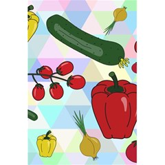 Vegetables Cucumber Tomato 5 5  X 8 5  Notebooks by Nexatart