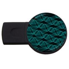 Pattern Vector Design Usb Flash Drive Round (2 Gb) by Nexatart