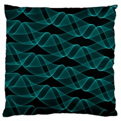 Pattern Vector Design Large Cushion Case (two Sides) by Nexatart