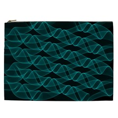 Pattern Vector Design Cosmetic Bag (xxl)  by Nexatart