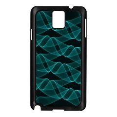 Pattern Vector Design Samsung Galaxy Note 3 N9005 Case (black) by Nexatart