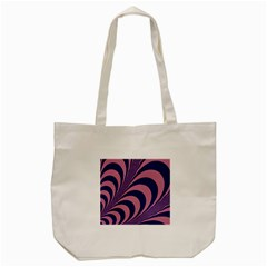 Fractals Vector Background Tote Bag (cream) by Nexatart