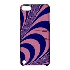 Fractals Vector Background Apple Ipod Touch 5 Hardshell Case With Stand by Nexatart