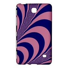 Fractals Vector Background Samsung Galaxy Tab 4 (8 ) Hardshell Case  by Nexatart