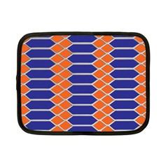 Pattern Design Modern Backdrop Netbook Case (small)  by Nexatart