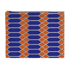 Pattern Design Modern Backdrop Cosmetic Bag (xl)