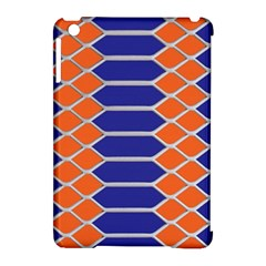 Pattern Design Modern Backdrop Apple Ipad Mini Hardshell Case (compatible With Smart Cover) by Nexatart