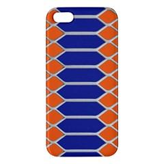 Pattern Design Modern Backdrop Iphone 5s/ Se Premium Hardshell Case by Nexatart