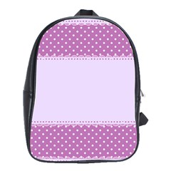 Purple Modern School Bags(large)
