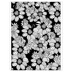 Mandala Calming Coloring Page Drawstring Bag (large) by Nexatart