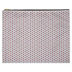 Motif Pattern Decor Backround Cosmetic Bag (xxxl)  by Nexatart