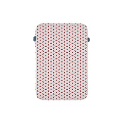 Motif Pattern Decor Backround Apple Ipad Mini Protective Soft Cases by Nexatart